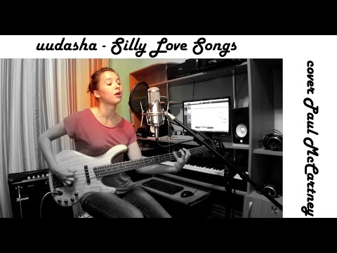 Dasha Safronova - Silly Love Songs (Vocal and Bass cover) by Paul McCartney