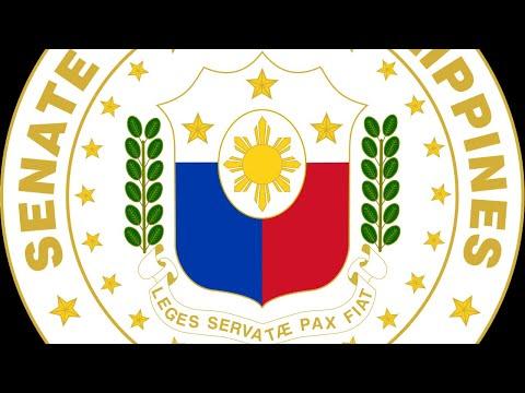 Senate Session No. 1  (July 26, 2021)