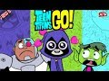 Teen Titans Go: Titanic Heartbreak - Raven (CN Games)