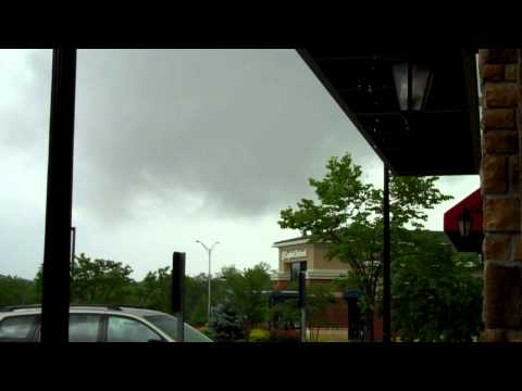 Leawood Funnel Cloud at 151st & Nall