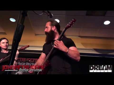 John Petrucci - Hard Master Solo