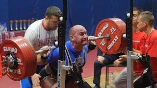 ПАУЭРЛИФТИНГ / КУБОК РОССИИ 2016 / best moments powerlifting