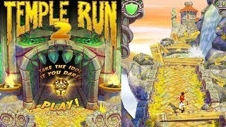 Temple Run 2 - Sky Summit Gameplay | Android Gameplay | Friction Games