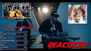 Anuel AA - Narcos (Official Music Video) REACCION
