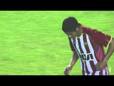 Marcos Rojo Goal - 2010 Recopa - LDU Quito 2x1 Estudiantes