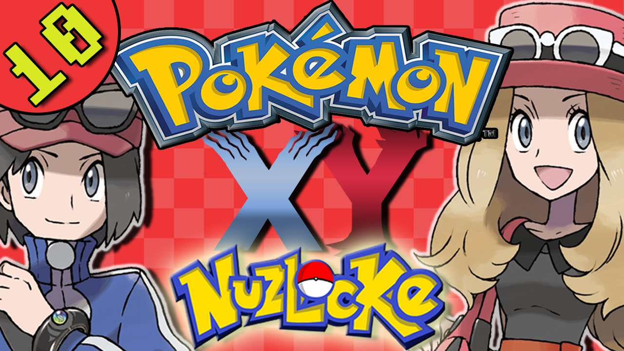 Lets Play Pokemon X And Y Nuzlocke Gameplay Part 10 Lumiose