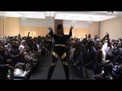 Legendary Fq Performance @ Girls United 2016 Icon Niambi Prodigy
