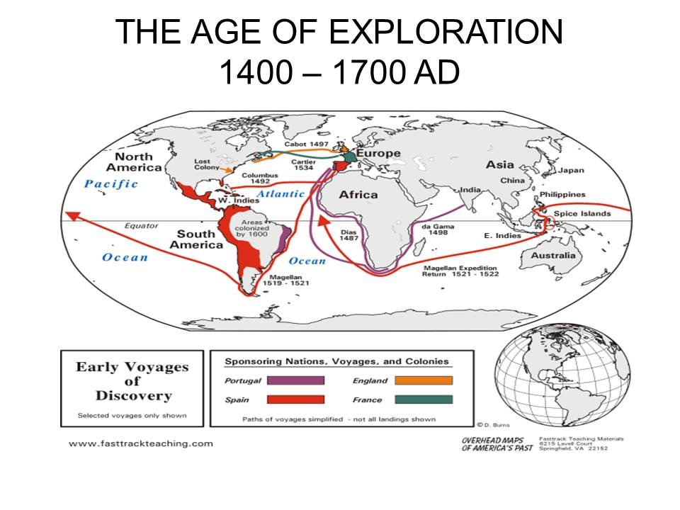 effects of age of exploration Effects of age of exploration age of exploration dbq essay • introduction: the age of exploration (1400-1700)had a tremendous impact on the history of the world before this, there had been no lasting contact between the new world (the americas) and the old world (europe, africa and asia.