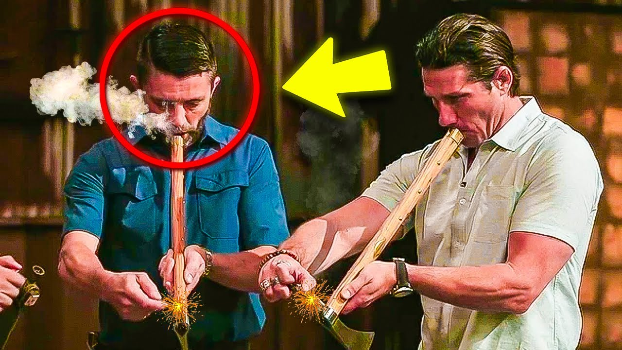 The Absolute Crazy Moments On Forged in Fire