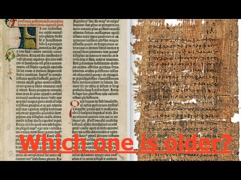 Gnostic Texts Older then New Testament Gospels, Forbidden Bible