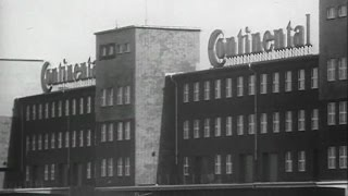 Continental's History (1950s) - Part 1