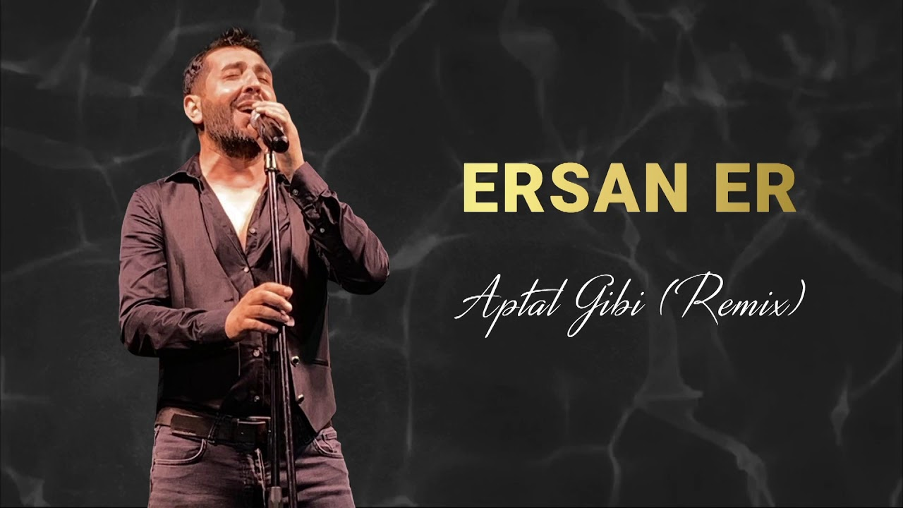 Ersan Er Aptal Gibi Remix Youtube