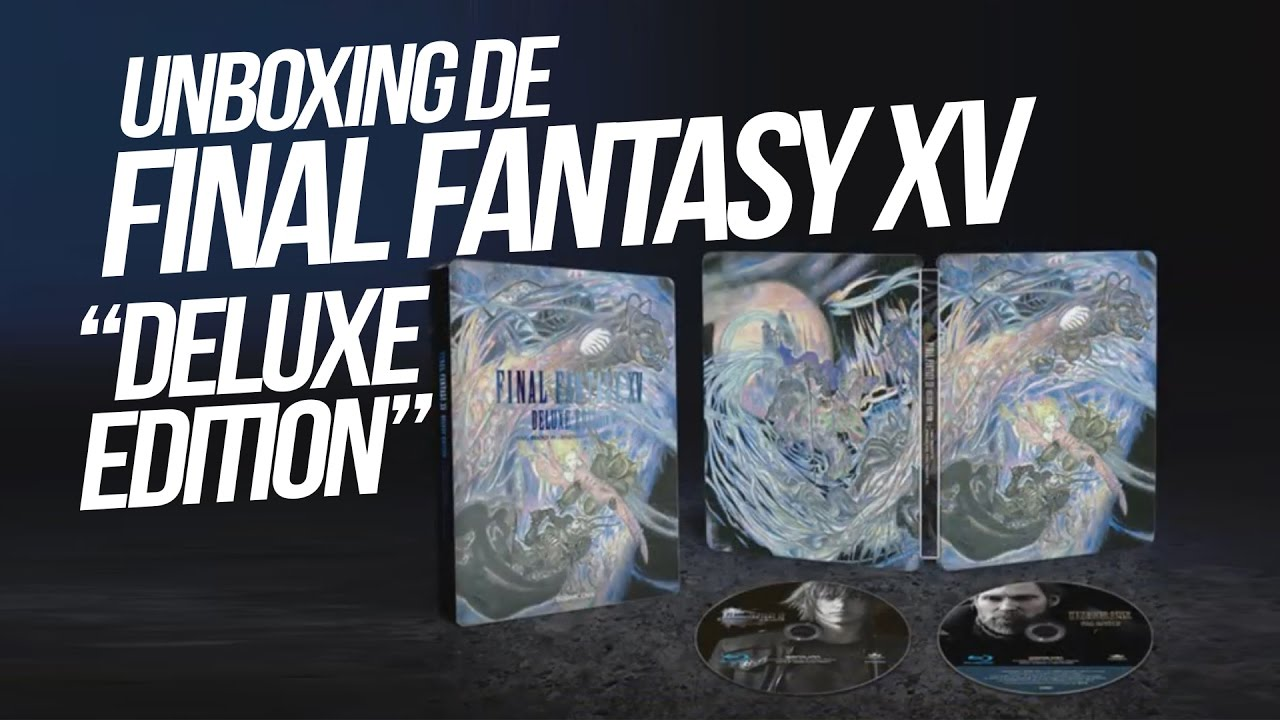 The Limited Edition Final Fantasy XV PlayStation 4 Slim Is ...