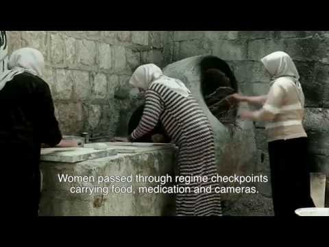 """ Jalila "" documentary about ""Syrian woman"" By: Adnan Jetto"