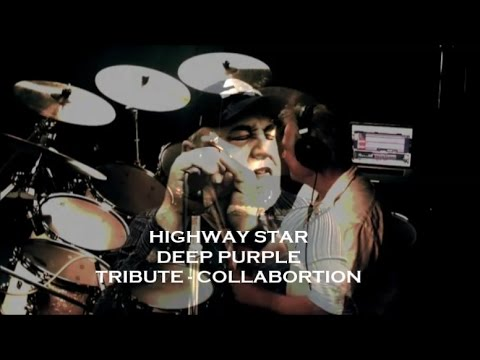 Deep Purple - Highway Star - International Collaboration