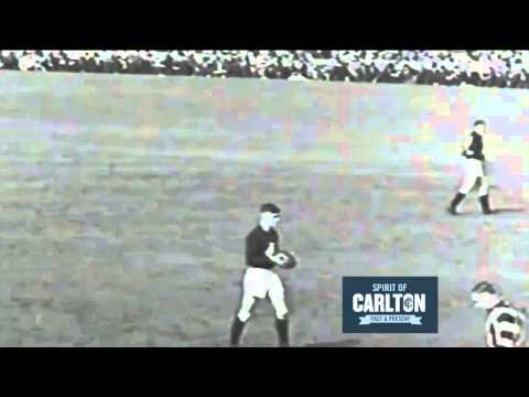 Bob Green - Carlton Football Club Past Player