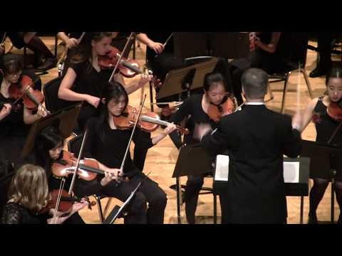 Downey Overture - Corvallis Youth Symphony