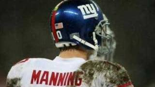 NEW YORK GIANTS winning play