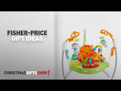 Christmas Fisher-Price Last Minute Deals: Fisher-Price Roaring Rainforest Jumperoo