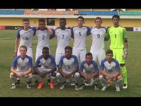 U-17 MNT vs. Tanzania: Highlights - May 15, 2016