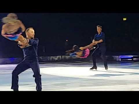 Dancing On Ice 2018 Closing Number