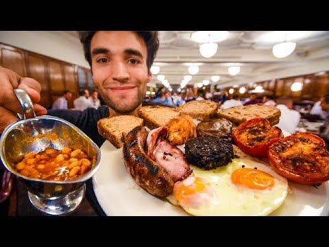 Cheap Vs Expensive - English Breakfast Challenge!