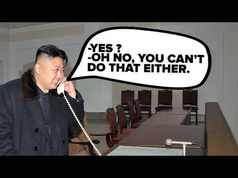 10 NORMAL Things That Are ILLEGAL in NORTH KOREA