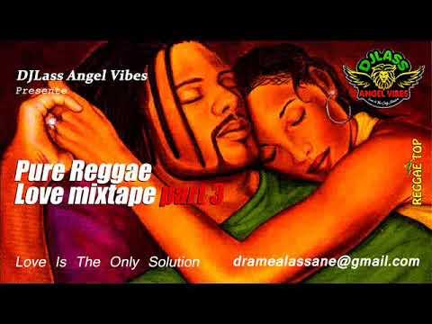 Pure Reggae Love Mixtape (Part 3) Feat. Jah Cure, Vybz Kartel, Garnet Silk, Chris Martin (Oct. 2018)