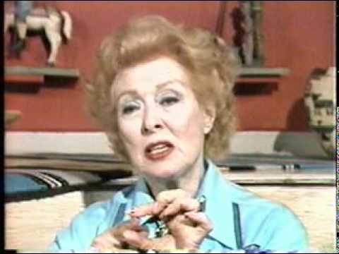 Another Greer Garson Interview with Elwy Yost TVO 1985 PART 1