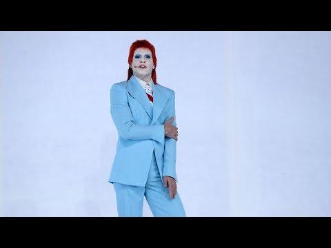 Miquel Fernández imita a David Bowie con 'Life on Mars' - Tu Cara Me Suena