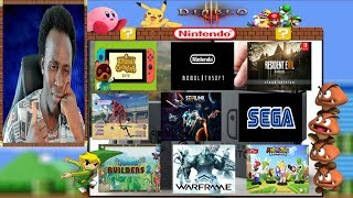 Nintendo Switch: 10 News Items |Yo Kai Watch 4 Trailer |Ubisoft & Nintendo IP's + MORE |ShortJahNews