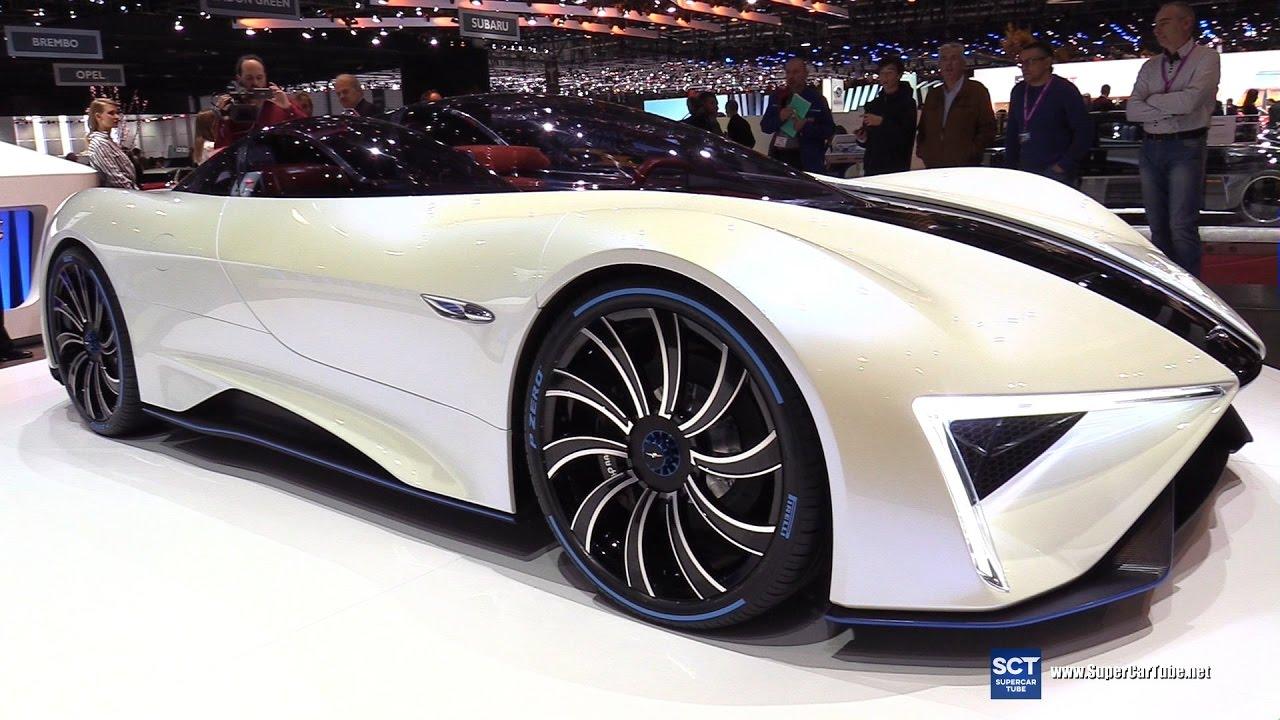 2018 techrules ren concept - exterior and interior walkaround - 2017
