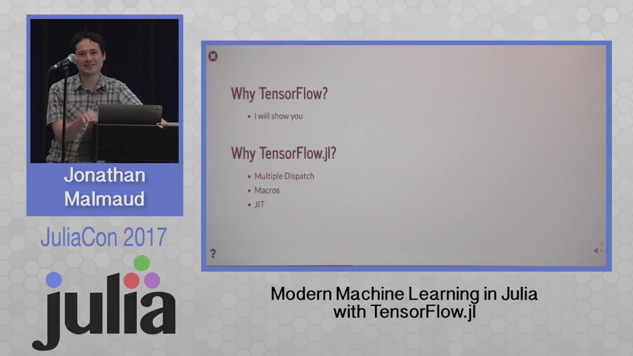 Machine Learning and Artificial Intelligence – Julia Computing