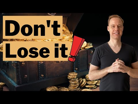 Wealth Preservation (A VERY Important Lesson)