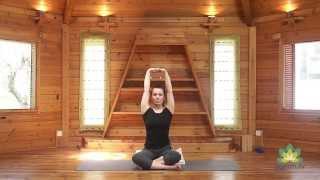 Yoga, clase completa en español- Ánclate a la tierra y crece