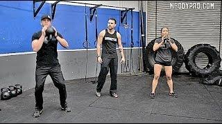 Full Body Kettlebell Workout For All Levels