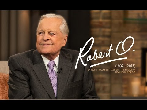 TCM Remembers Robert Osborne, 1932 - 2017