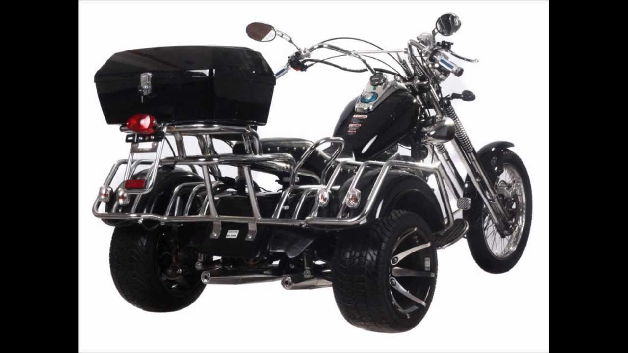 trikes motorbikes mopeds at affordable prices [ 1280 x 720 Pixel ]
