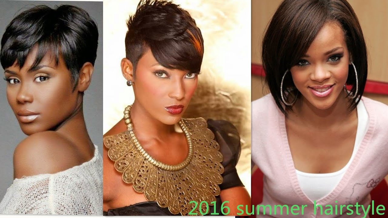 Black Woman Easy Hairstyles For Spring And Summer 2016