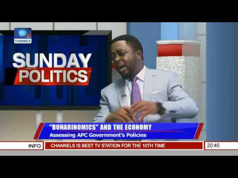 Politics Today: Former CBN Deputy Governor Speaks On ''Buharinomics'' And The Economy Pt. 1