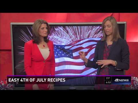 Quick And Easy 4th Of July Recipes