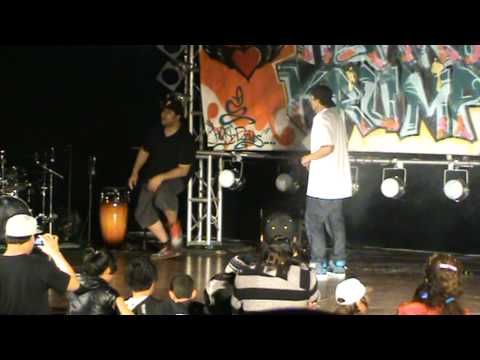 2010 NZ Krump Nationals Big Master vs Big Alien.MPG
