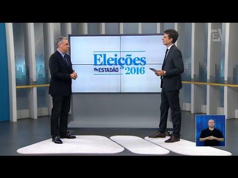 Hora do Voto - Candidatos à Prefeitura de São Paulo 2016 (18/09/16)