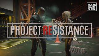 Kesan Pertama Project Resistance di Tokyo Game Show 2019 / GameFever ID