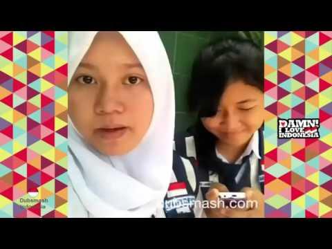 kumpulan video dubsmash indonesia videp lucu bikin ketawa