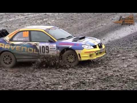 Special Stage Extra - Mid Wales Stages - 18th March 2015