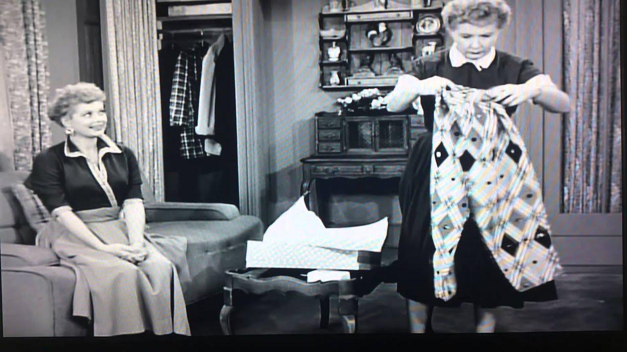 I Love Lucy Ethels Birthday Youtube
