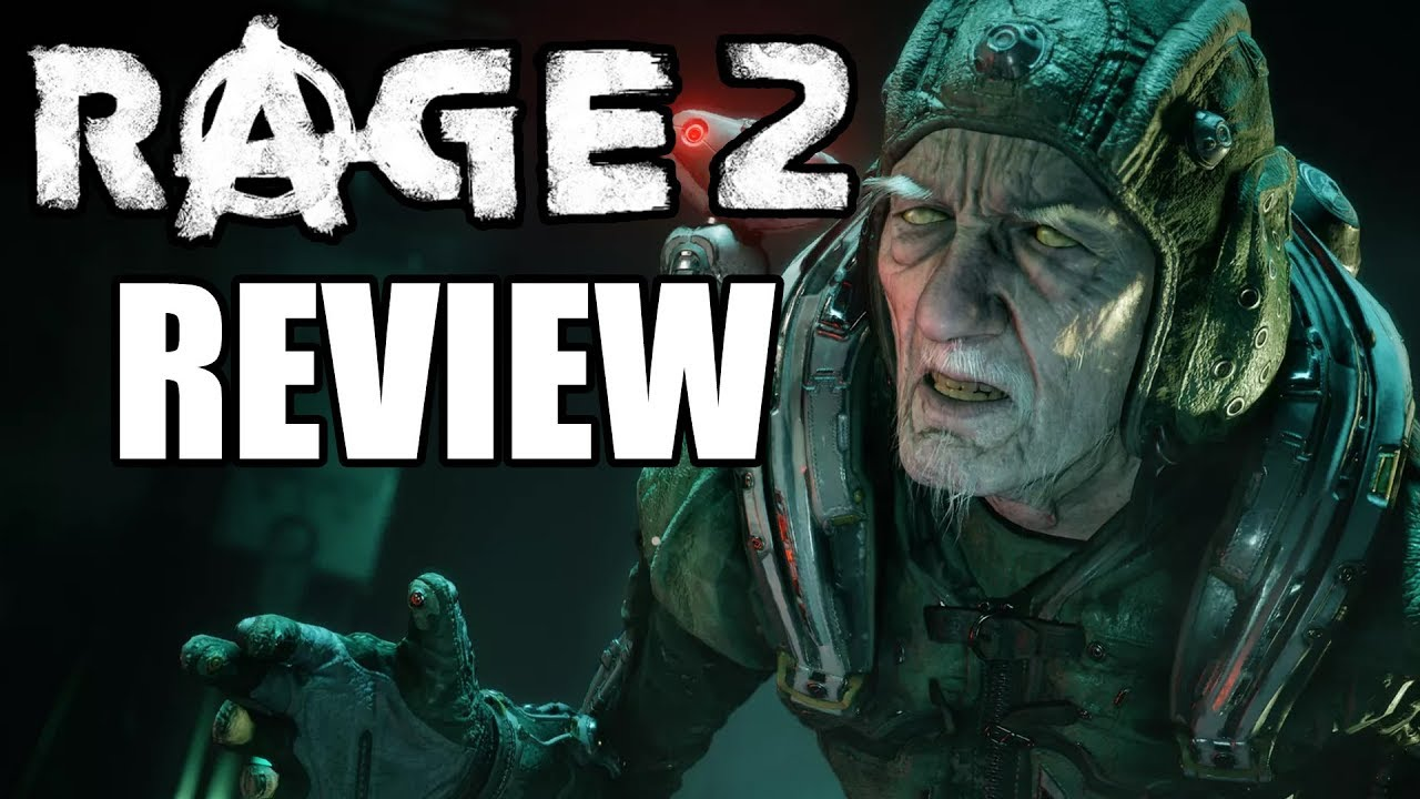 RAGE 2 Review - The Final Verdict thumbnail
