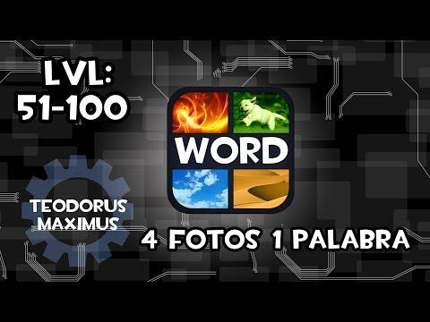 soluciones 4 fotos y 1 palabra respuestas 51 - 100 fácil y rápido 2013