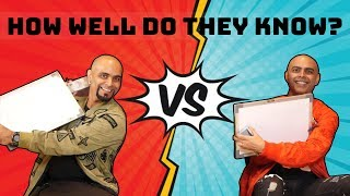 How Well Do the ROADIES brothers Know Each Other Ft. Raghu & Rajeev | Skull & Roses | BOI